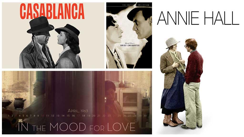 بهترین فیلم های رمانتیک