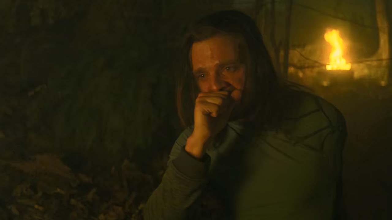 تصویری از قسمت چهارم سریال «فالکون و سرباز زمستان»