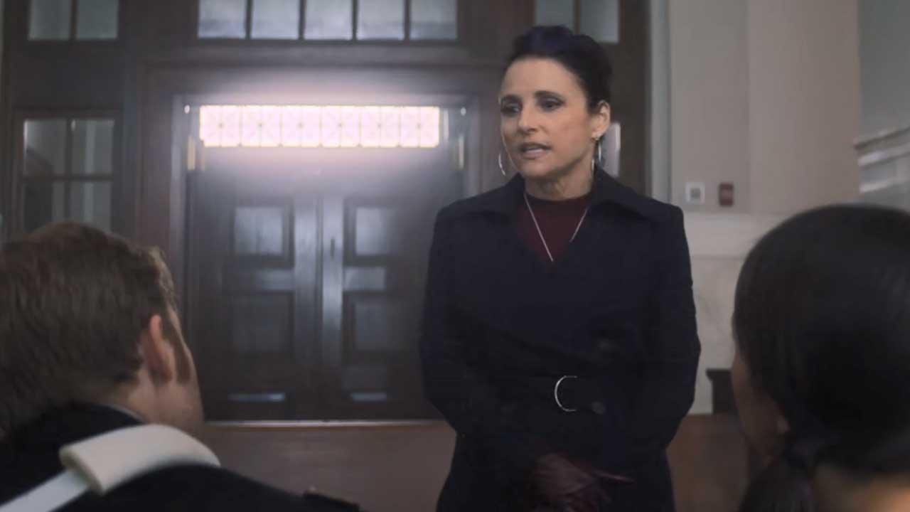 تصویری از قسمت پنجم سریال «فالکون و سرباز زمستان»