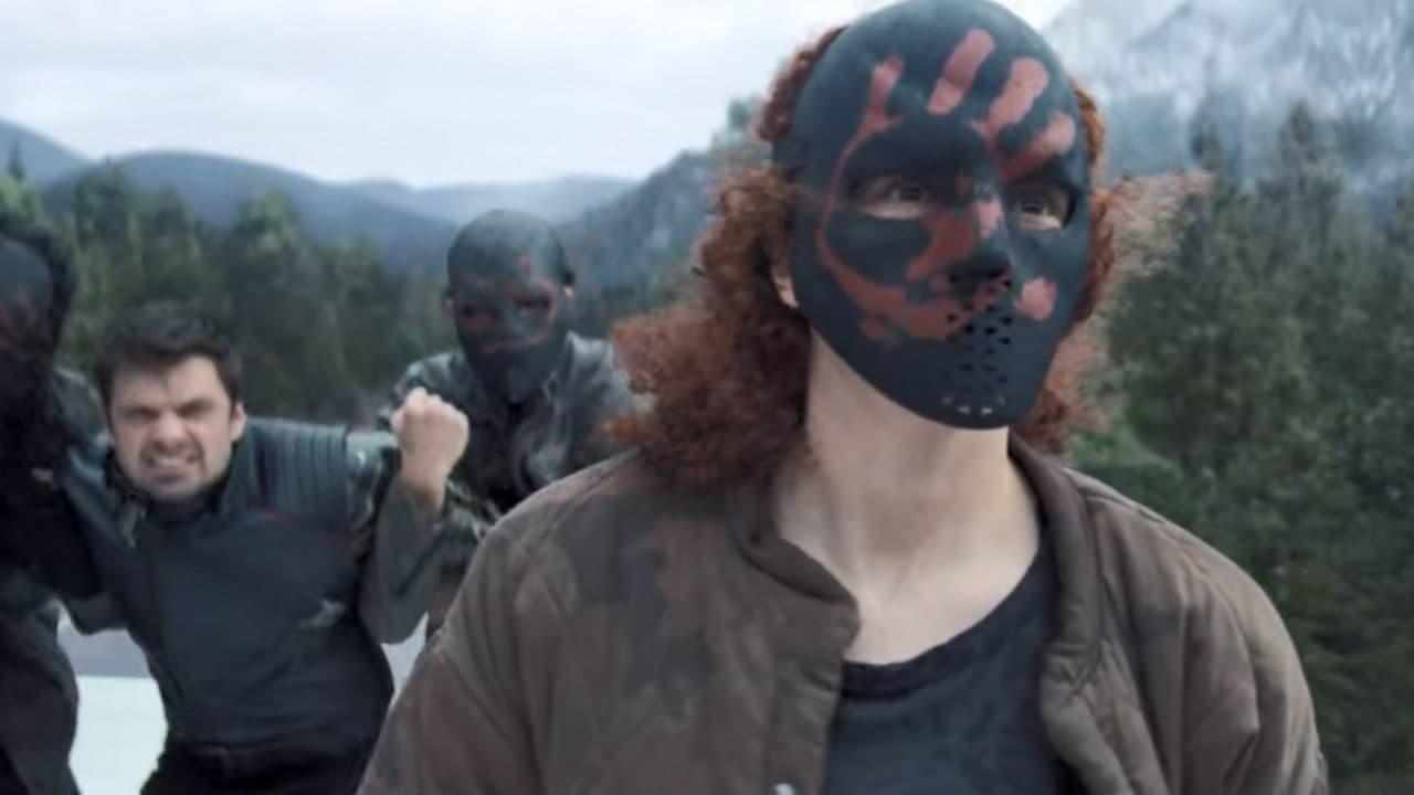 تصویری از قسمت دوم سریال «فالکون و سرباز زمستان»