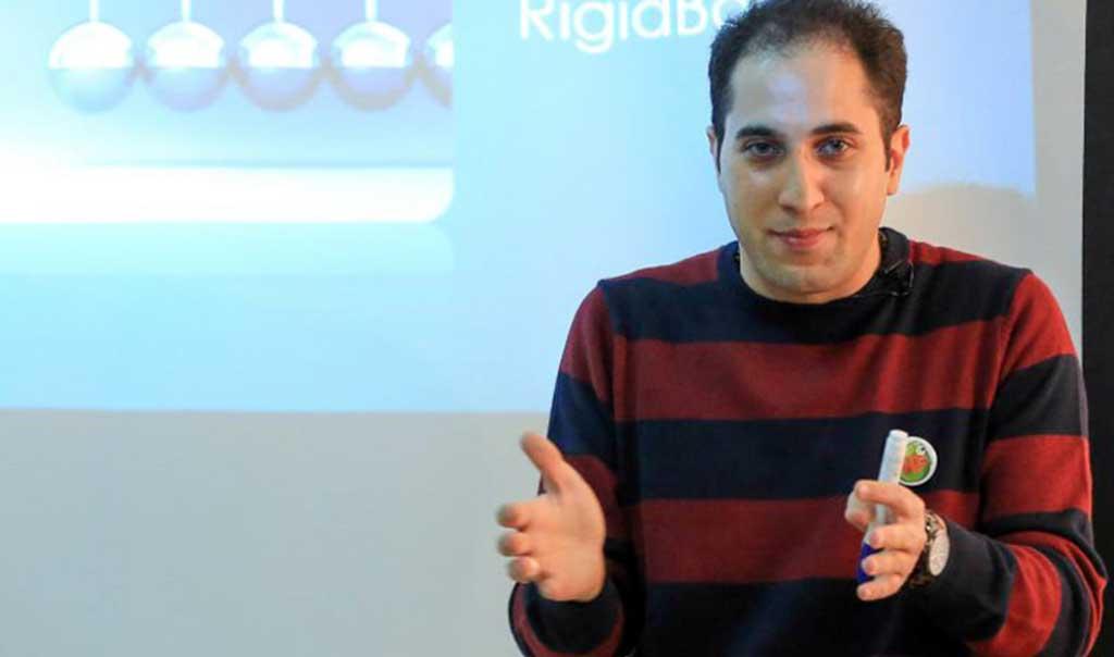 امیررضا انواری، مدیر استودیو پاپاتا