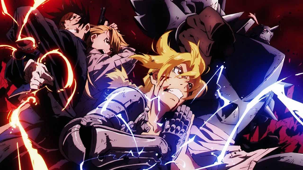انیمه Fullmetal Alchemist: Brotherhood
