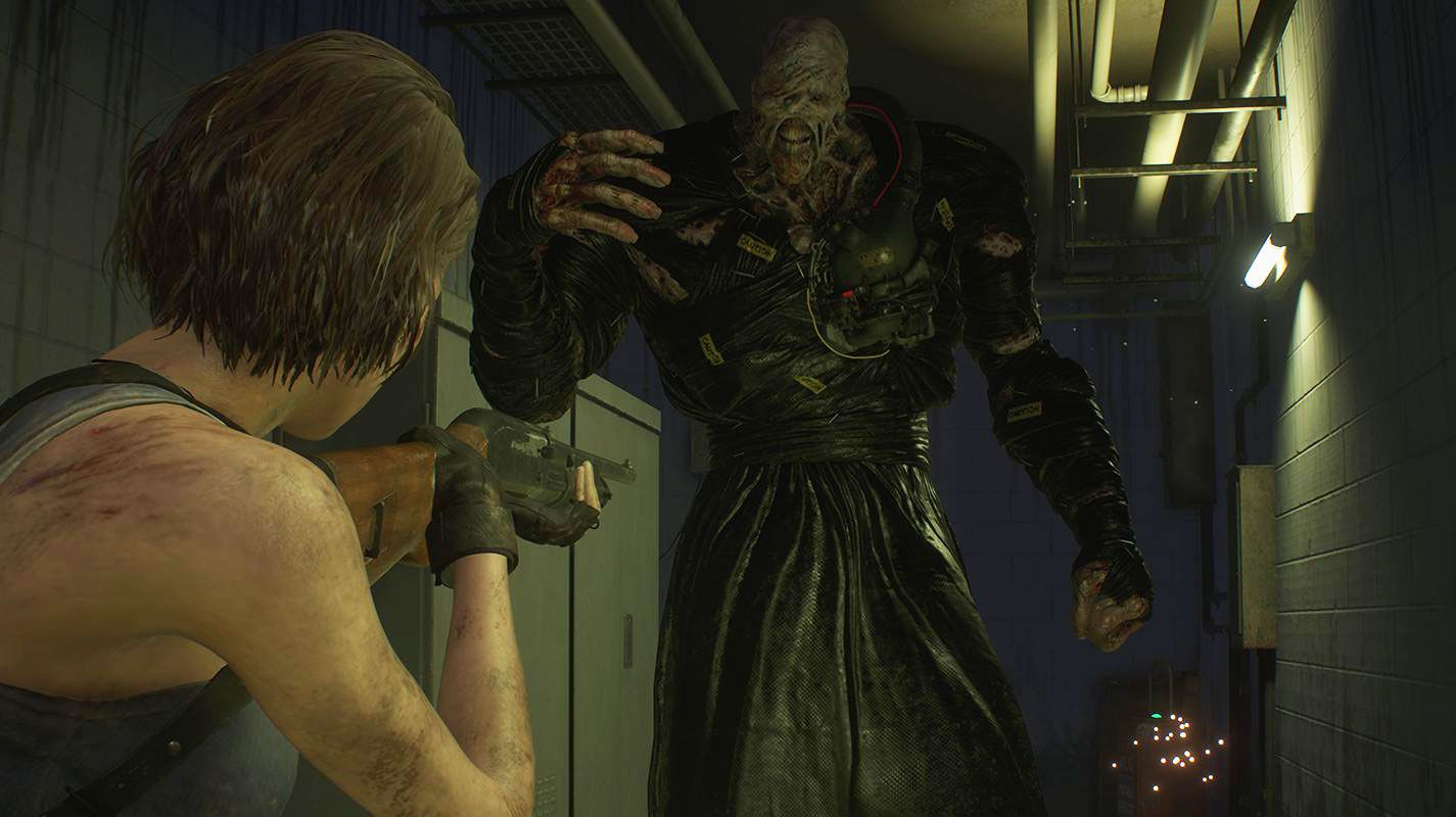 Lady Dimitrescu بازی Resident Evil Village
