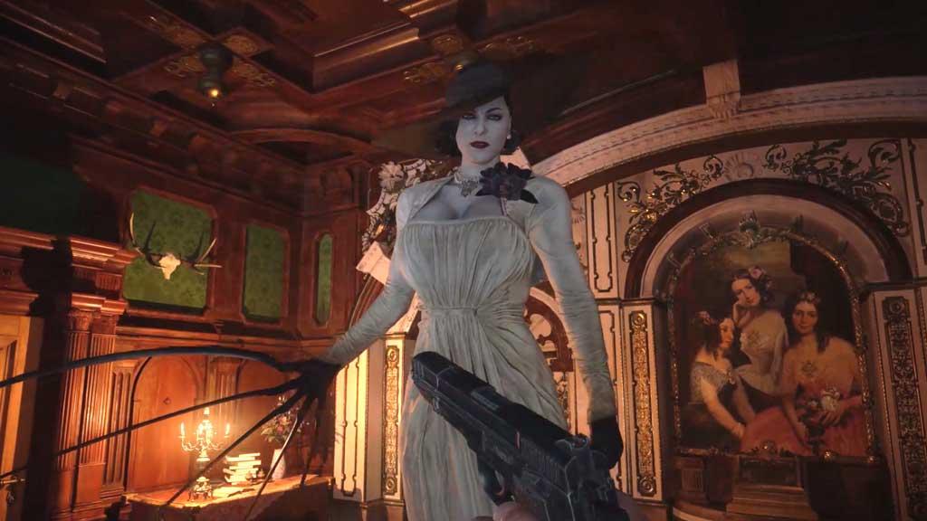 زیروبم گیم پلی بازی Resident Evil Village