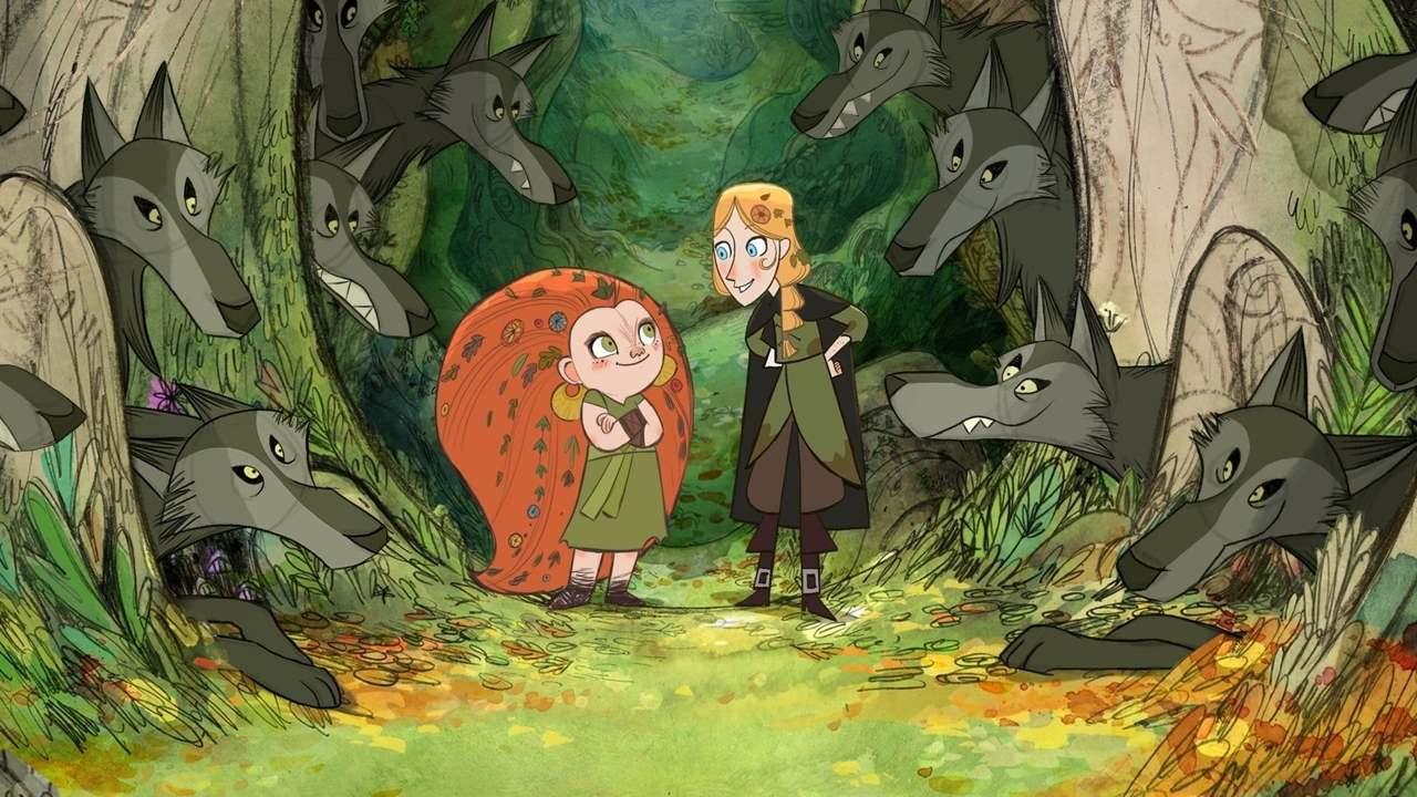 انیمیشن Wolfwalkers