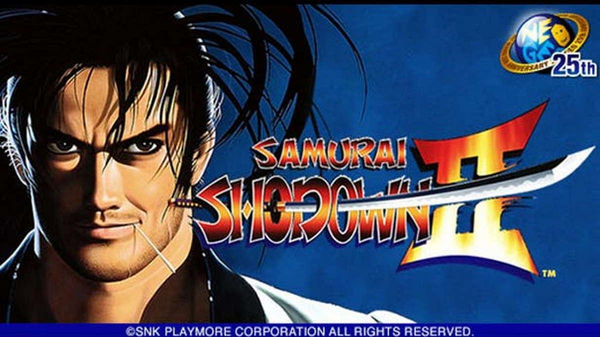 بازی Samurai Shodown II