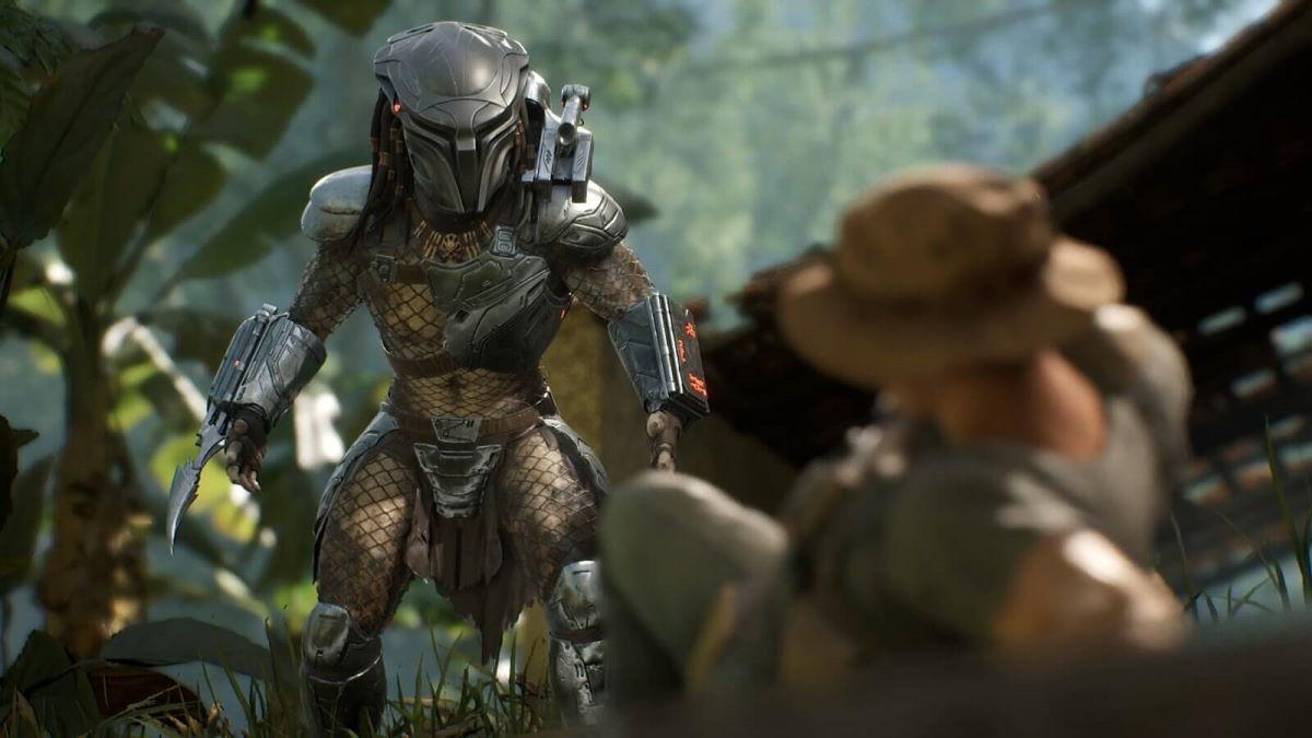 بازی Predator Hunting Grounds