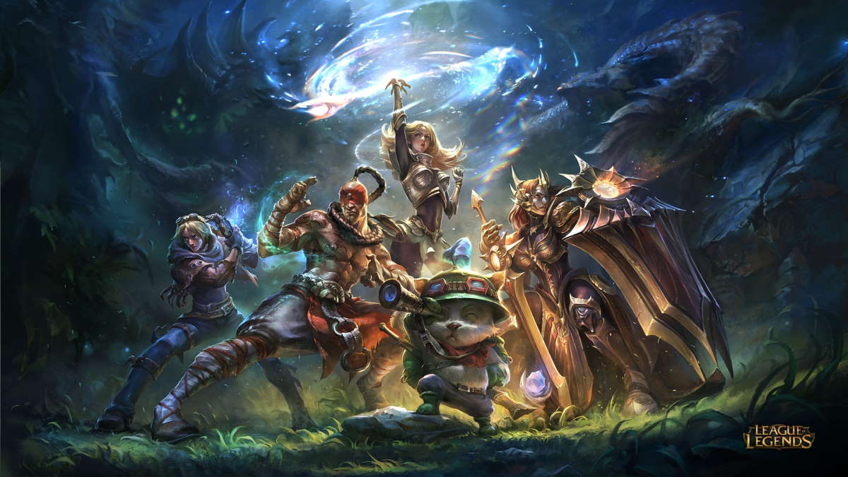 League of Legends Wild Rif - بهترین بازی های دیتا دار اندروید