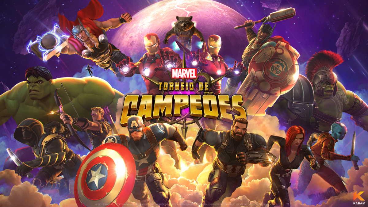 Marvel Contest of Champions - بهترین بازیهای دیتا دار اندروید