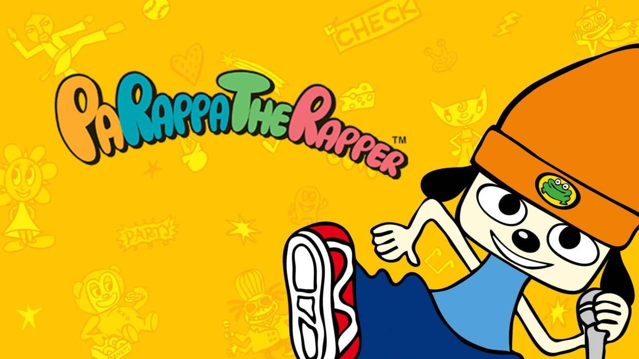 بازی PaRappa the Rapper