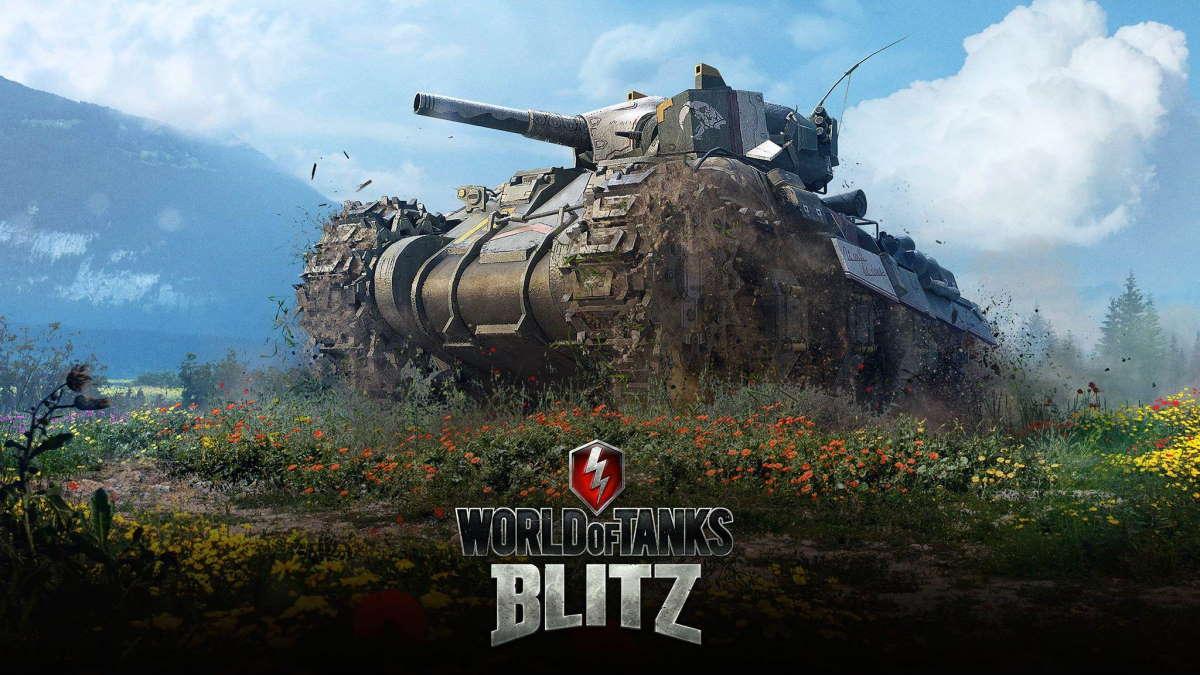 World of Tanks Blitz - بهترین بازیهای دیتا دار اندروید