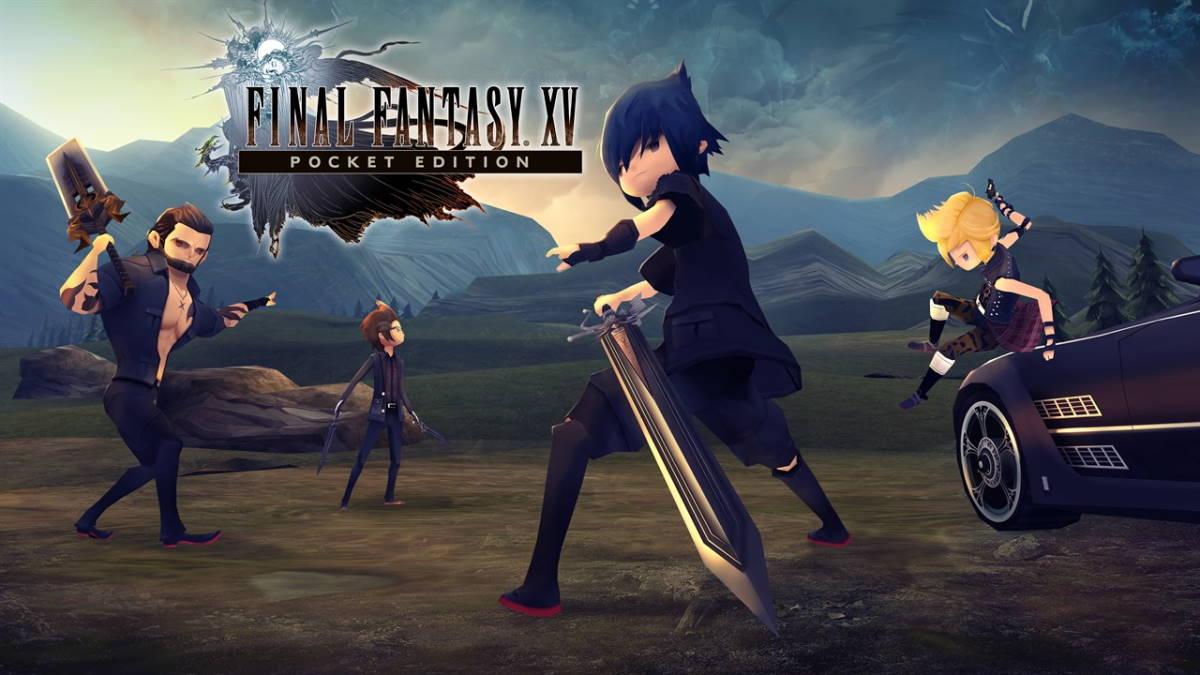 Final Fantasy XV : Pocket Edition - بهترین بازیهای دیتا دار اندروید