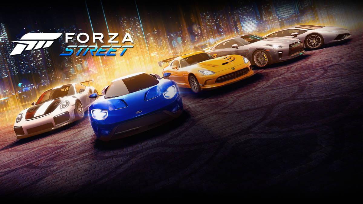 Forza Street - بهترین بازیهای دیتا دار اندروید