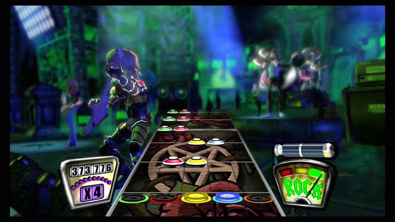 بازی های موسیقی محور - بازی Guitar Hero 2