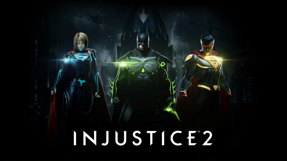 injuctice 2 - بهترین بازیهای دیتا دار اندروید