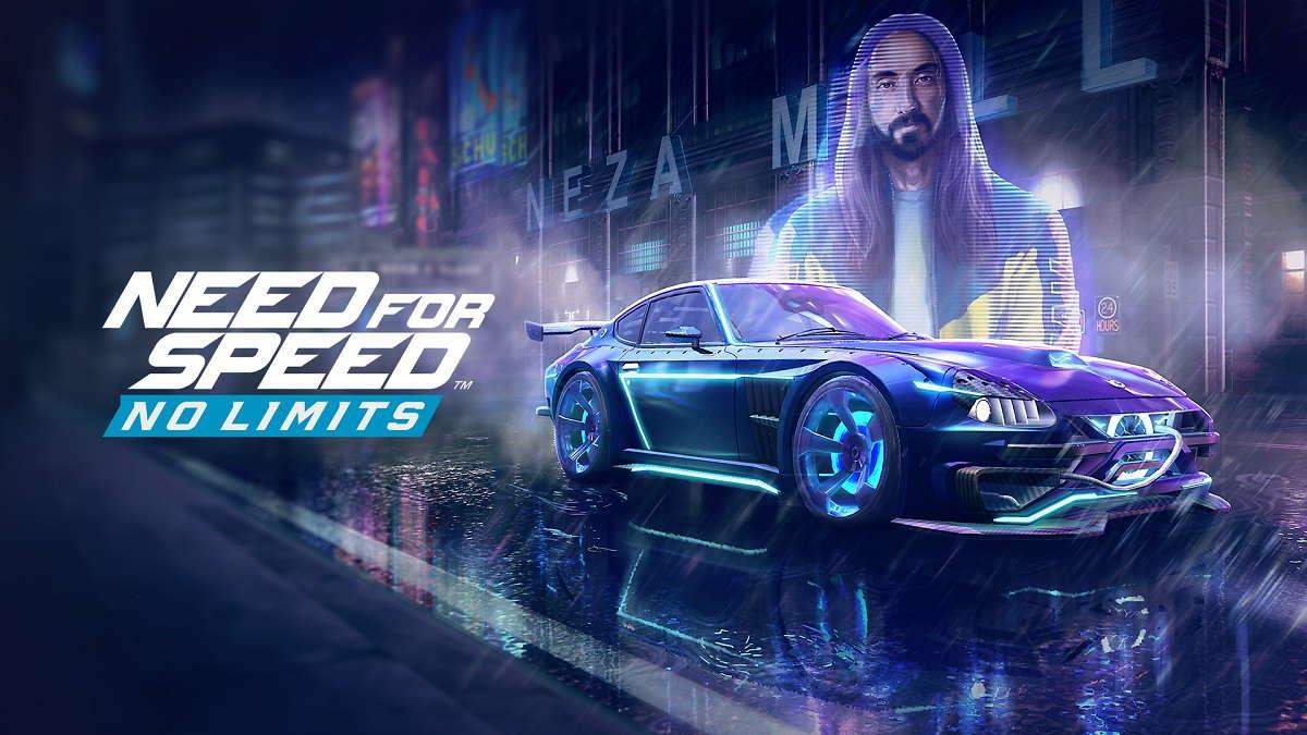 need for speed no limit - بهترین بازی های دیتا دار اندروید