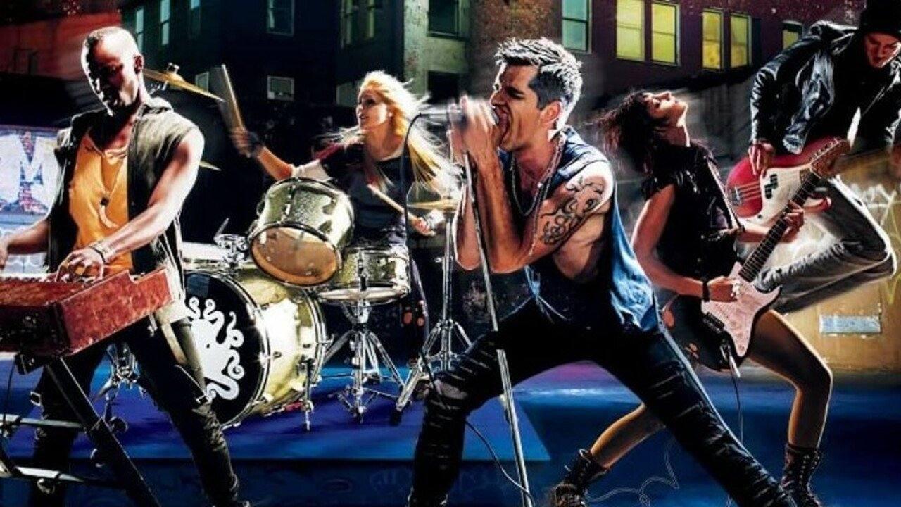 بازی های موسیقی محور - بازی Rock Band 3