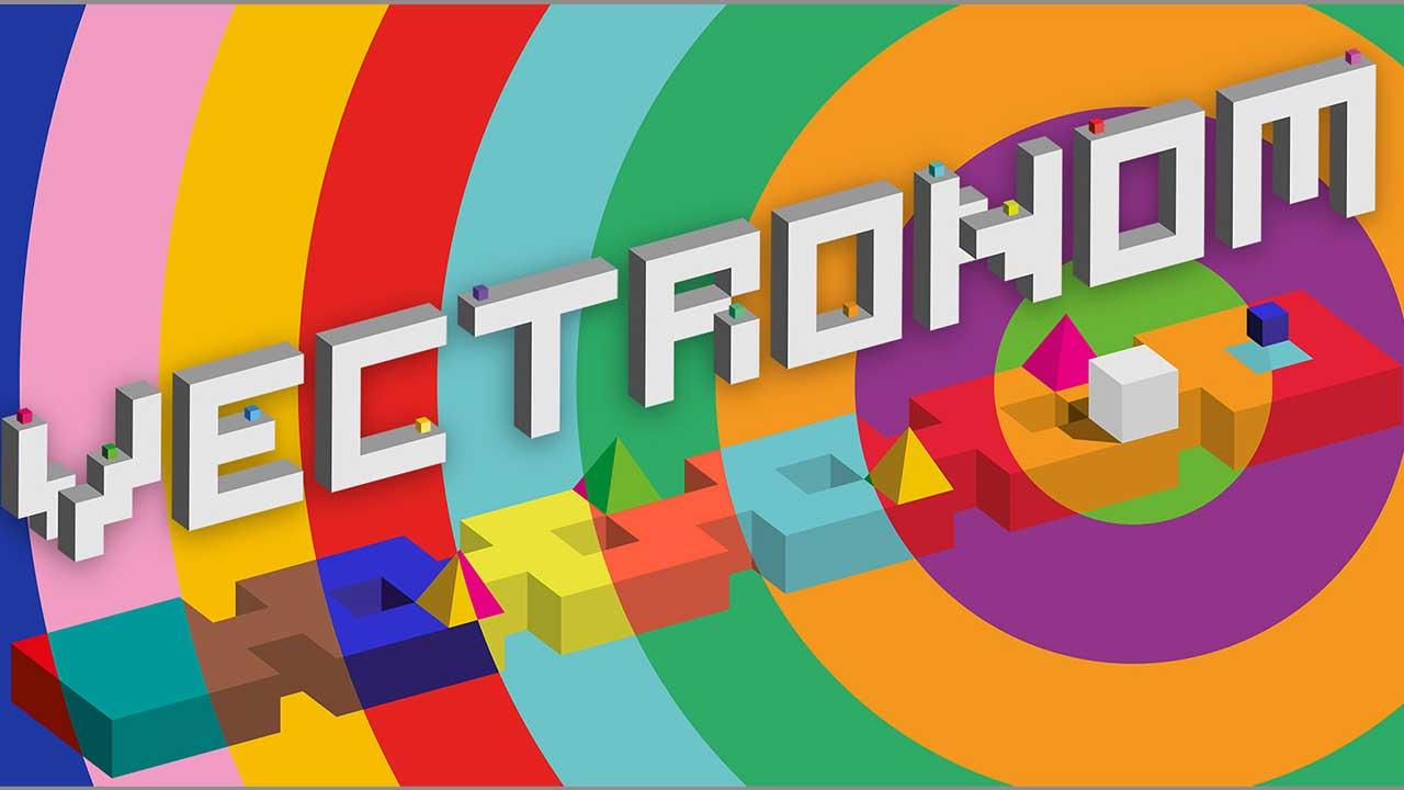 بازیهای ریتمیک: بازی Vectronom