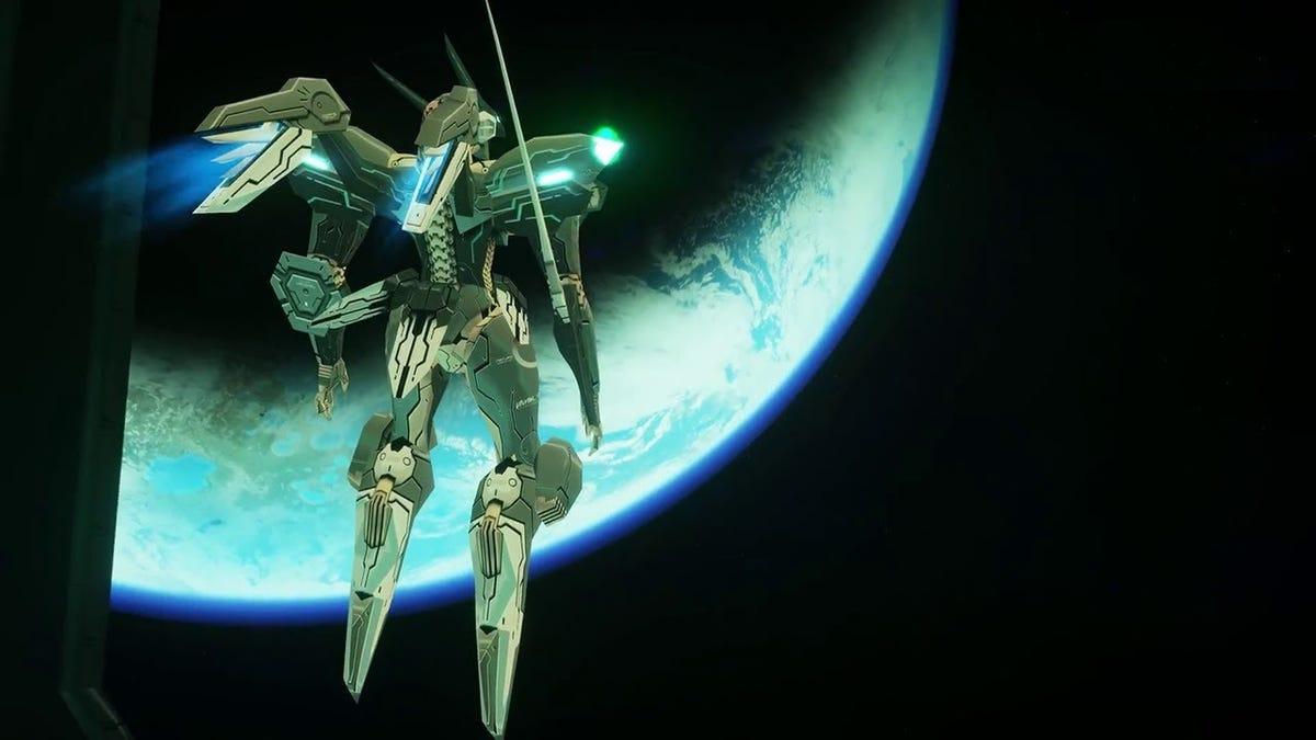 بازی Zone of the Enders HD Collection